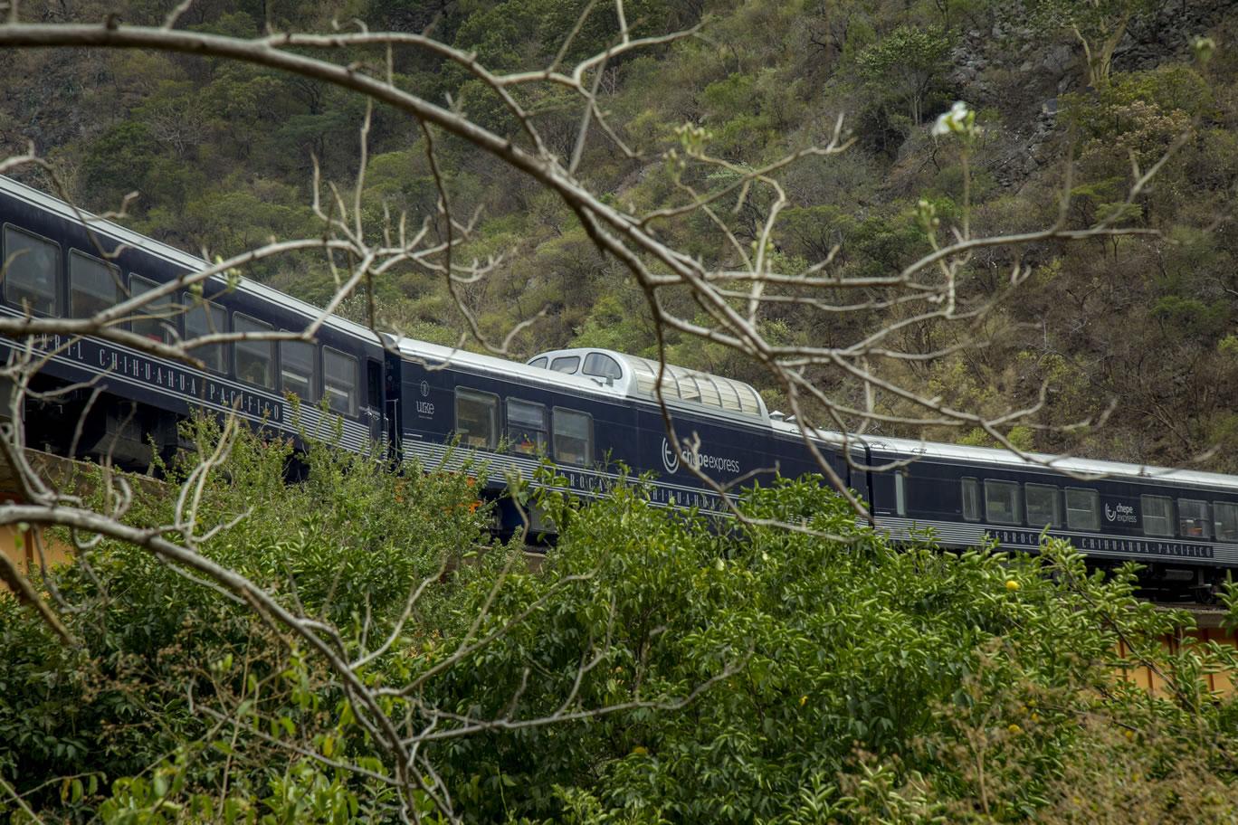 Boletos Tren Chepe